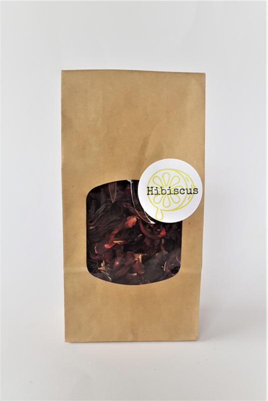 Hibiscusbloemen
