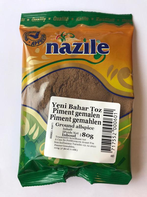 Piment gemalen, ground all spice