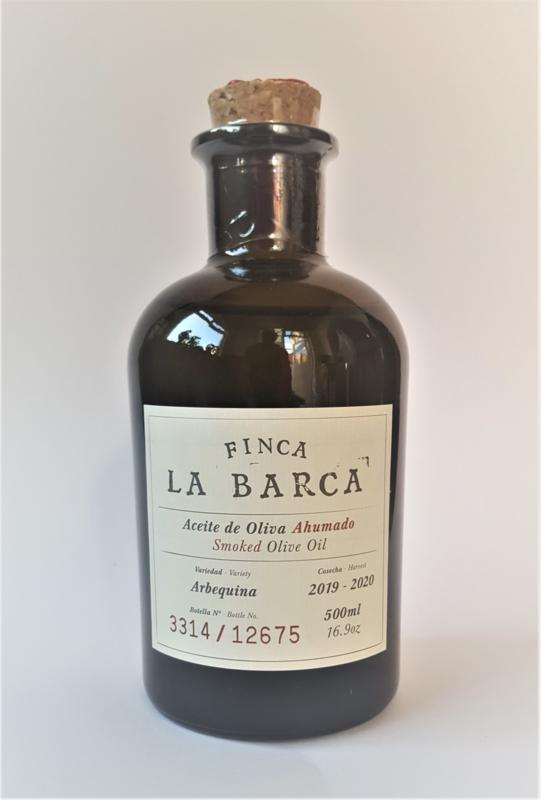 Olijfolie La Barca (gerookt)