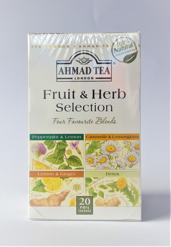 Thee (Fruit & Herb selection)