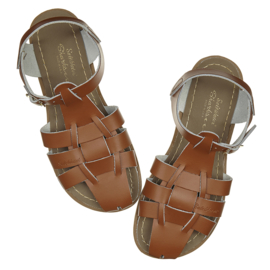 Salt-Water Sandals Shark Original Tan