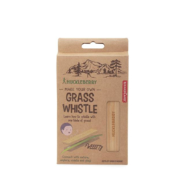 HUCKLEBERRY GRASS WHISTLE FLUITJE