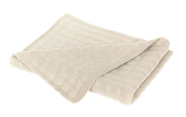 Sigikid - Knitted blanket - Taupe