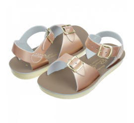 Salt-Water Sandals Surfer Rose Gold