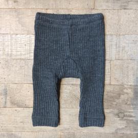 Joha pants heavy wool grey