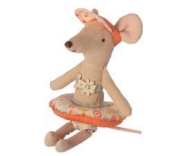 Maileg Vlotter kleine muis - bloem