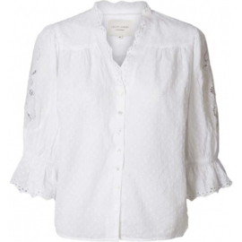 Lolly's laundry Charlie top -White