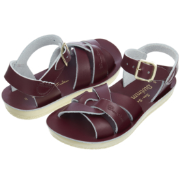 Salt-Water Sandals Swimmer Claret