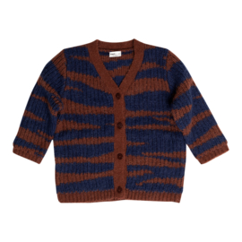 Maed for mini Tubby Tiger / Cardigan