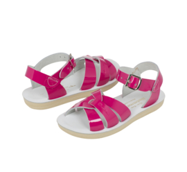 Salt-Water Sandals Swimmer Shiny fuchsia