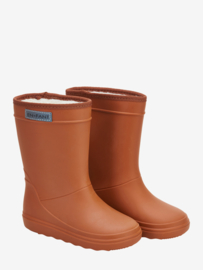 Enfant thermo boots leather brown