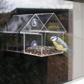 Raam voeder huisje vogel
