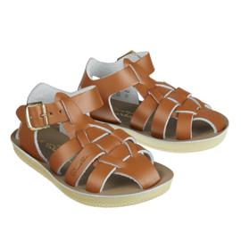 Salt-Water Sandals Shark Tan