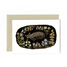 Gemma Koomen 'Mamma Kitty ' greeting card