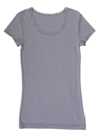 Joha T-shirt Women grey