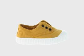 Victoria - No laces Shoes - Oro