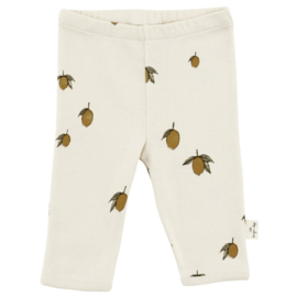 Konges slojd NEW BORN PANTS LEMON