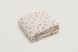 Garbo&Friends Bluebell Filled Muslin Blanket