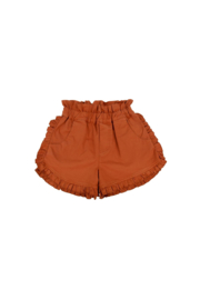 The New Society Anna Woman Short - Caramel