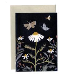 Gemma Koomen 'CHAMOMILE AND SORREL' greeting card
