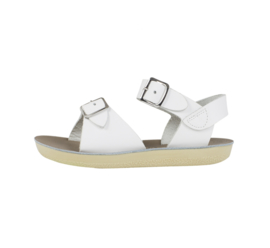 Salt-Water Sandals Surfer White