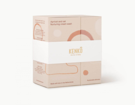 Kenkô Apricot and oat nurturing cream wash mother & baby
