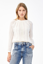 BY BAR - Angie blouse - off white