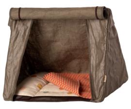 Maileg - Vrolijke kampeertent, muis