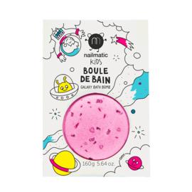 Bath Bomb - Roze met Paarse Vlekken