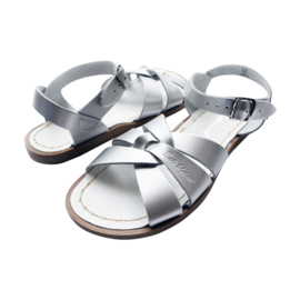 Salt-Water Sandals Original Silver (Kids)