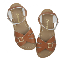 Salt-Water Sandals Classic Tan  (Kids)