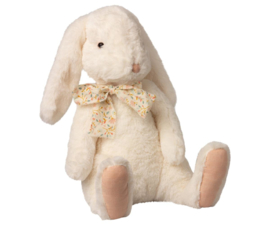 Maileg Fluffy Bunny X-Large - White