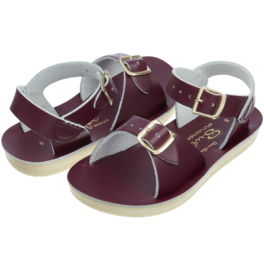 Salt-Water Sandals Surfer Claret