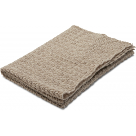 Konges slojd BABY BLANKET Palmona brown