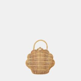 Olli Ella Shell Bag / Purse Straw
