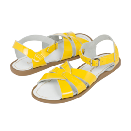 Salt-Water Sandals Original Shiny Yellow  (Kids)
