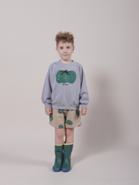 Bobo Choses Tomatoes all over woven shorts - Brush