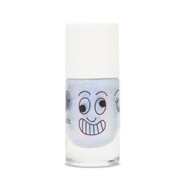 Nailmatic- waterbased nailpolish for kids pearly blue