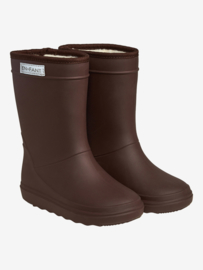 Enfant thermo boots dark brown