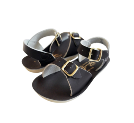 Salt-Water Sandals Surfer Brown