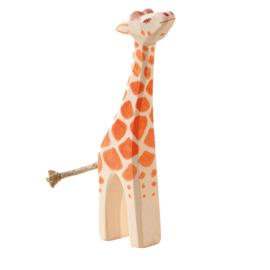 Ostheimer giraffe klein kop omhoog