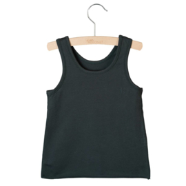 Little Hedonist - Tanktop Maddy - Pirate Black