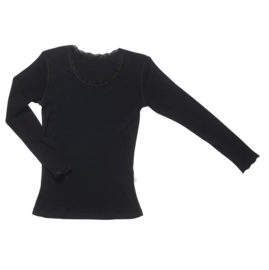 Joha blouse woman black