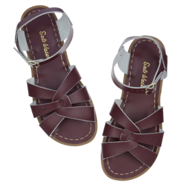 Salt-Water Sandals Original Claret Bordeaux  (Women)