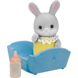 Sylvanian Families Cottontail Rabbit Baby