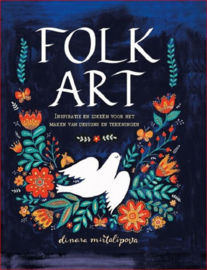 Boek 'Folk Art'