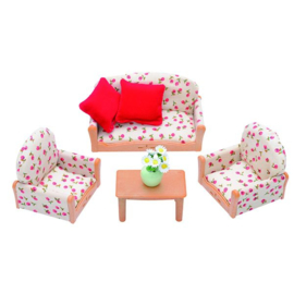 Sylvanian Families set van 3 meubels