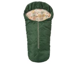 Maileg Sleeping bag, small mouse - Green