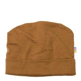 Joha - Hat double layer - Bruin
