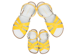 Salt-Water Sandals Original Shiny Yellow  (Women)
